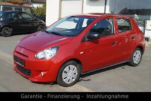 Mitsubishi Space Star*Klima*8xbereift*S-Heft*HU-Neu*1.Hd