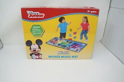 Mickey Mouse Music Keyboard Mat Interactive Floor Piano Electronic Toy Disney - Floor Piano Keyboard