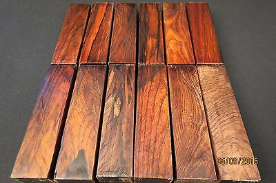 Cocobolo Lumber  1 1 2  X 6   Turning Stock Cues Calls Scales Flutes Pens