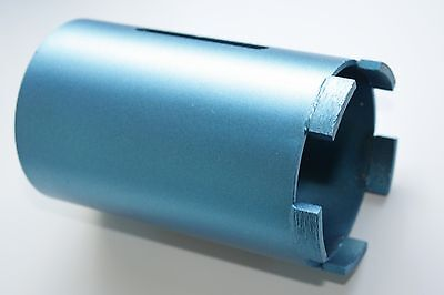 Laser-Diamant-Bohrkrone 82 x 100 mm M16-Aufnahme 5 Segment für Handwerker