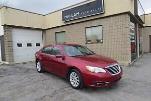 2013 Chrysler 200 Touring Heated Seats, Cruise Control