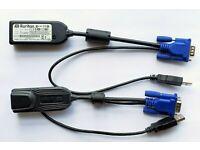 Raritan Dominion DCIM-USB USB KVM KX Switch CIM POD Interface Module Cable KX464