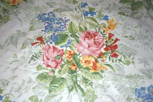 "Vintage CYRUS CLARK ""Mistique"" Fabric Drapery Upholstery 5 yrd+ x 54""W NEW 1988"