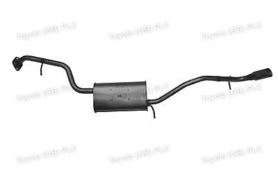 Genuine Toyota iQ Tail Pipe Exhaust Assembly 1743040071