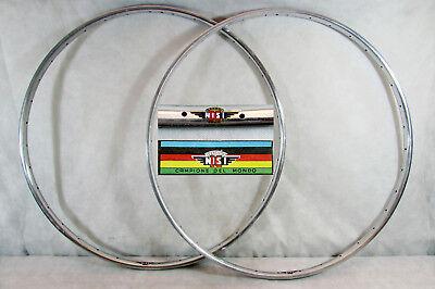 Felgen NISI MONCALIERI TORO CORSA tubular rim Schlauchreifenfelgen 28 Zoll geöst Fahrradteile & -komponenten