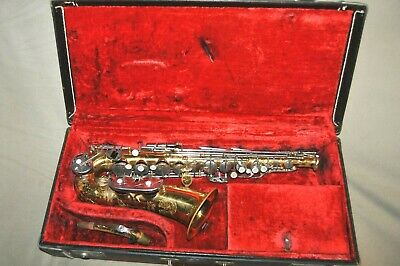 Alto Horns Musical Instruments & Gear Qualified Vintage Cleavland Alto Saxaphone W/ Pro Tec Case Pleasant In After-Taste