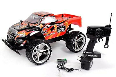 RC Maßstab 1:10  Auto Monstertruck Big Monster  mit FB  46 cm Länge