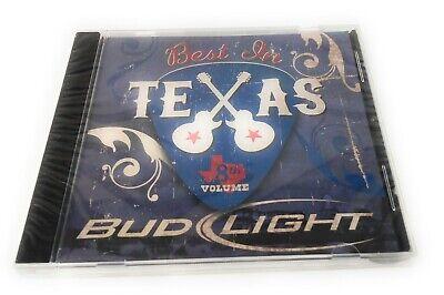 Bud Light  Best In Texas  Volume 8