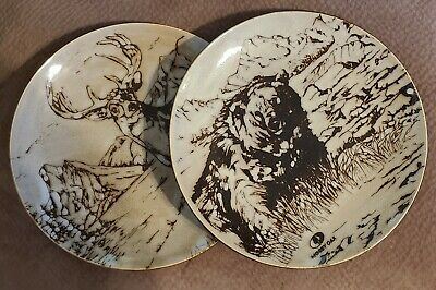 Two Mossy Oak Platter