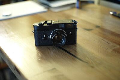 Leica M4 BLACK 35mm Rangefinder Film Camera - Body Only for sale  Oakland