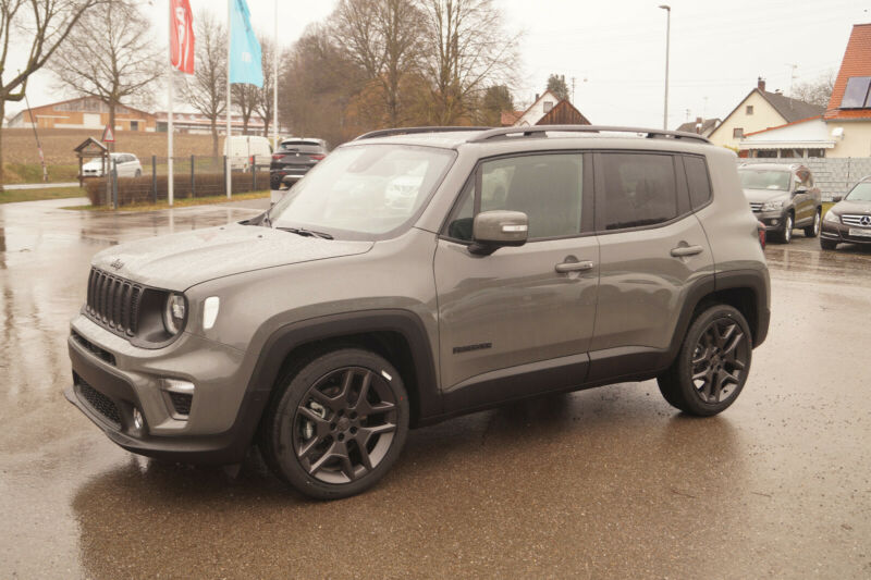 Jeep Renegade Limited  S