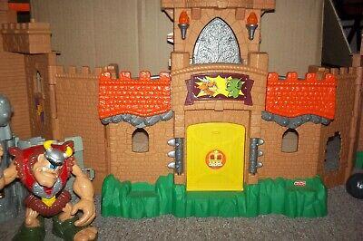 Fisher Price Imaginext Eagle Talon Castle Playset