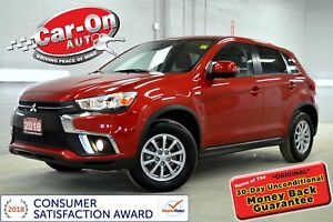 2018 Mitsubishi RVR SE AWD HTD SEATS REAR CAM NAV READY LOADED