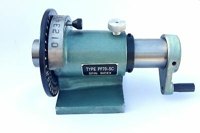 5c Indexing Spin Jig 3900-1604