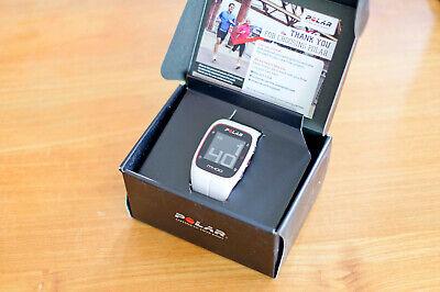 Polar M400 White GPS Running Watch