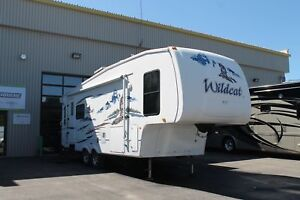 2008 Wildcat by Forest River Forest River Wildcat 29RLBS