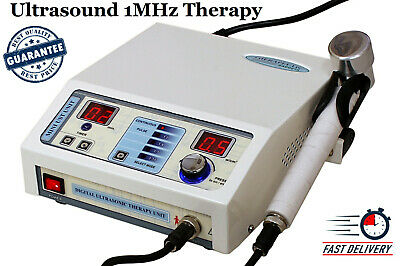 Chiropractic 1 Mhz Ultrasound Therapy Machine Multi Pain Relief Ultrasonic Unit
