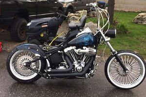 Harley night train for sale