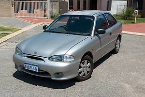 2000 Hyundai Excel Hatchback Kenwick Gosnells Area Preview
