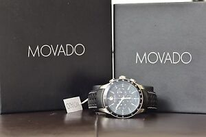 BNIB with tag Movado series 800 men's watch
