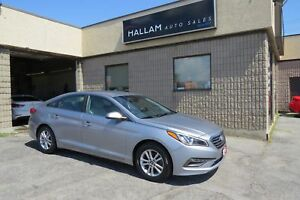 2015 Hyundai Sonata GL Back-up Camera, Heated Seats, Bluetooth