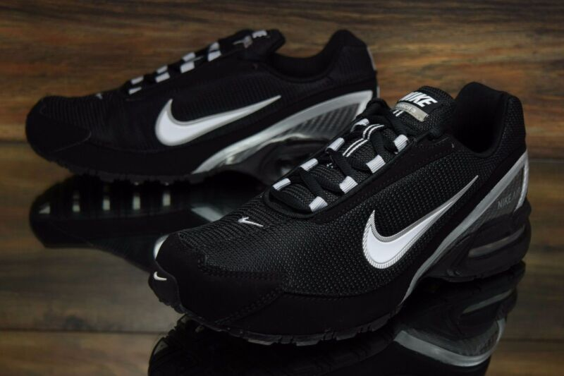 ada27bdda2 Nike Air Max Torch 3 Black White 319116-011 Running Shoes Men's Multi Size  NEW