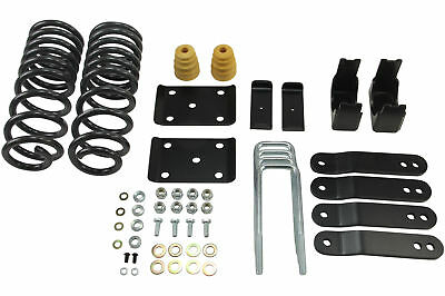 Belltech Lowering Kit 2F4R WO Shocks 07 10 Tundra All Cabs