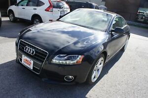 2012 Audi A5 2.0T PREMIUM PLUS |  LEATHER | SUNROOF |  MEMORY S