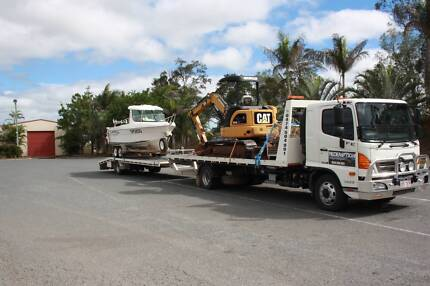 Transport Buisness for sale with current work. Allora Southern Downs Preview