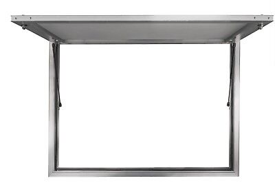 Concession Stand Serving Window Door 36 X 36 Glass Not Included Free Shipping