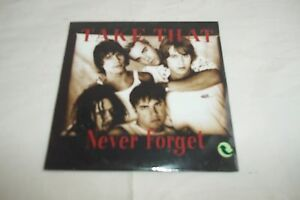 "CD SINGOLOTAKE THAT "" NEVER FORGET "" SEALED - Italia - L'oggetto può essere restituito - Italia"