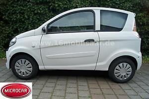Microcar M-GO 2 Initial DCI (wahlweise 25 KM/H)