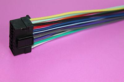 Xtenzi Radio Wire Harness For Sony XAV-63,XAV-64BT,XAV-601,XAV712,XAV701,XAV622