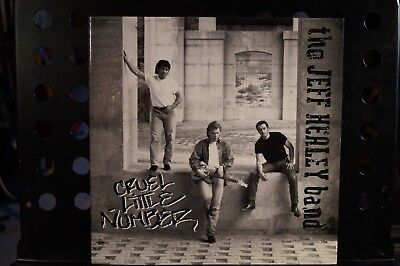 """The Jeff Healey Band – Cruel Little Number 12"""" Single  NEW"""