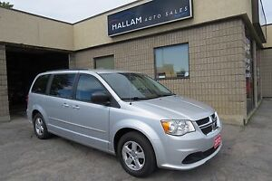 2012 Dodge Grand Caravan SE/SXT Dual AIr, Windows, Stow n Go