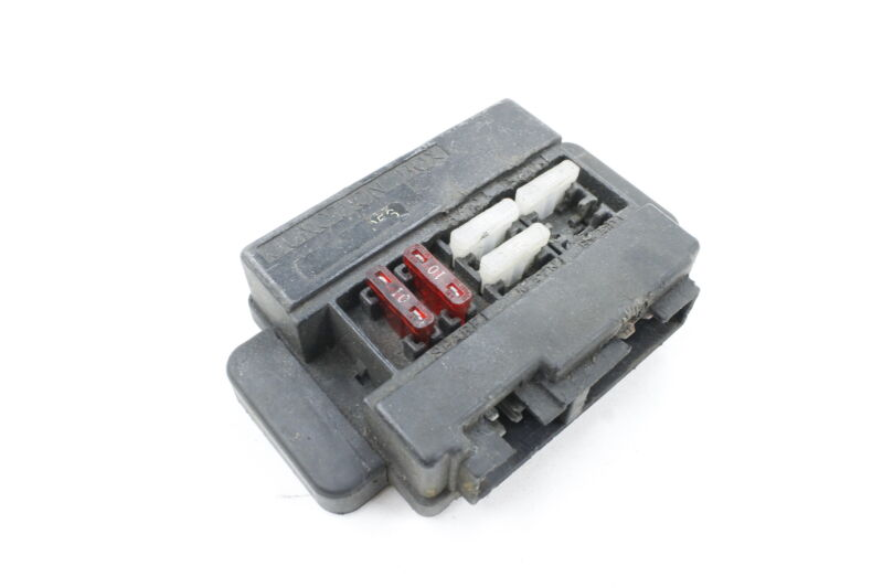 kawasaki fuse box 85 87 kawasaki ninja 600r relay assembly fuse box ebay kawasaki z750 fuse box location kawasaki ninja 600r relay assembly