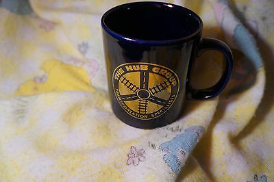 Hub Group 20Th Anniversart Mug Railroad Intermodal