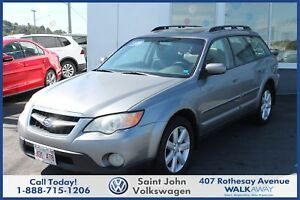 2008 Subaru Outback 2.5 i Limited Package