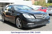 Mercedes-Benz E-Klasse Cabrio E 500 CGI BlueEfficiency*DIS*SHZ