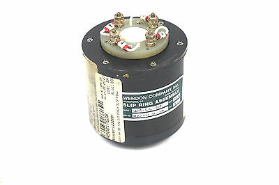 New Wendon Company W4-66-100 Slip Ring Assembly W466100
