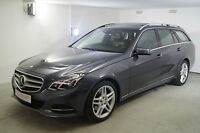 Mercedes-Benz E 220 T BlueTEC BE AVANTGARDE SPORTPAKET AHK