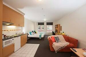 Spacious, furnished studio apartment in the heart of the city Melbourne CBD Melbourne City Preview