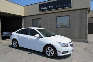 2012 Chevrolet Cruze LT Turbo Back-up Camera, Bluetooth