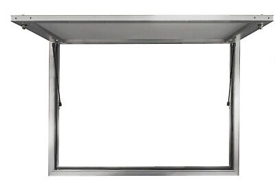 Concession Stand Serving Window 36 X 24 Awning Door Food Trucks No Glass