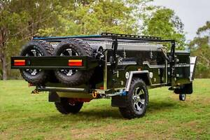 MDC CRUIZER HIGHSIDE FORWARD FOLD CAMPER TRAILER - From $95/week* Lansvale Liverpool Area Preview