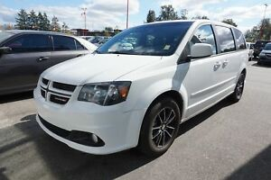 2017 Dodge Grand Caravan GT, ALLOY WHEELS, LEATHER INTERIOR!