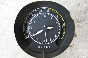 mopar 68 69 70 b tic toc tach tachometer original ebay