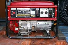 Generator 5.5 KVA Honda 13 hp $ 650- Inala Brisbane South West Preview