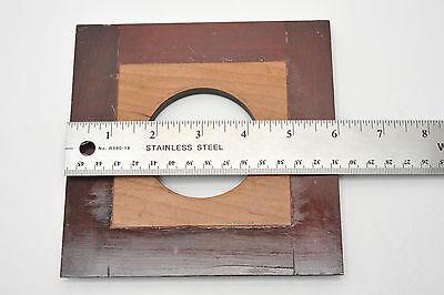 Панели для объективов Wood Lens Board
