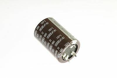 5x 10000uf 63v Radial Snap In Mount Electrolytic Capacitor 10000 Mfd Dc 105c